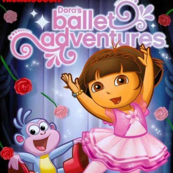 Nickelodeon Other Dora The Explorer Doras Ballet Adventures Dvd Poshmark